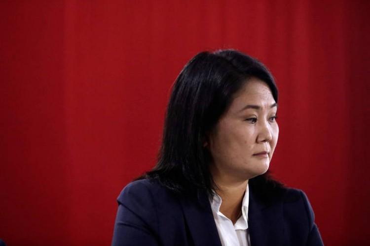 Lava-Jato peruana pede prisão preventiva de candidata a presidencia Keiko Fujimori