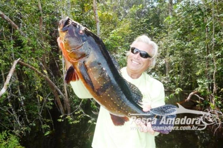 Normatização da Pesca Esportiva pode auxiliar no combate a pesca predatória no Amazonas