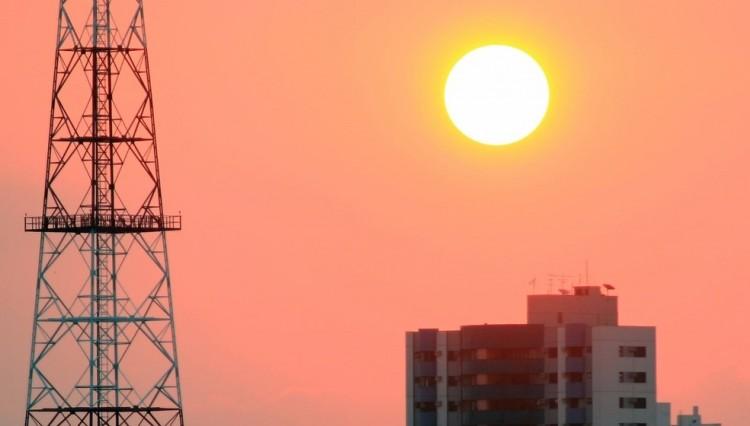 Calor pode bater recorde nessa sexta feira em algumas cidades do Brasil