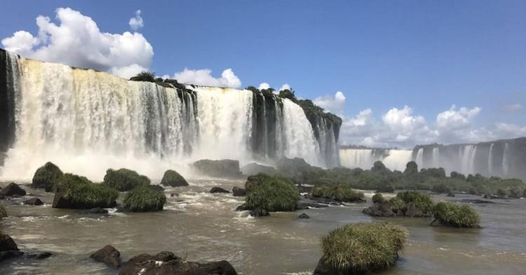 Principais pontos turísticos de Foz seram reabertos dia 10 de junho