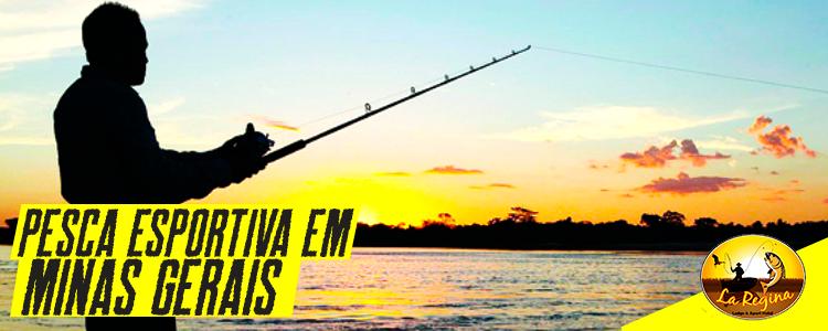 Estado de Minas Gerais anuncia parceria para a criação de organização exclusiva para a pesca esportiva