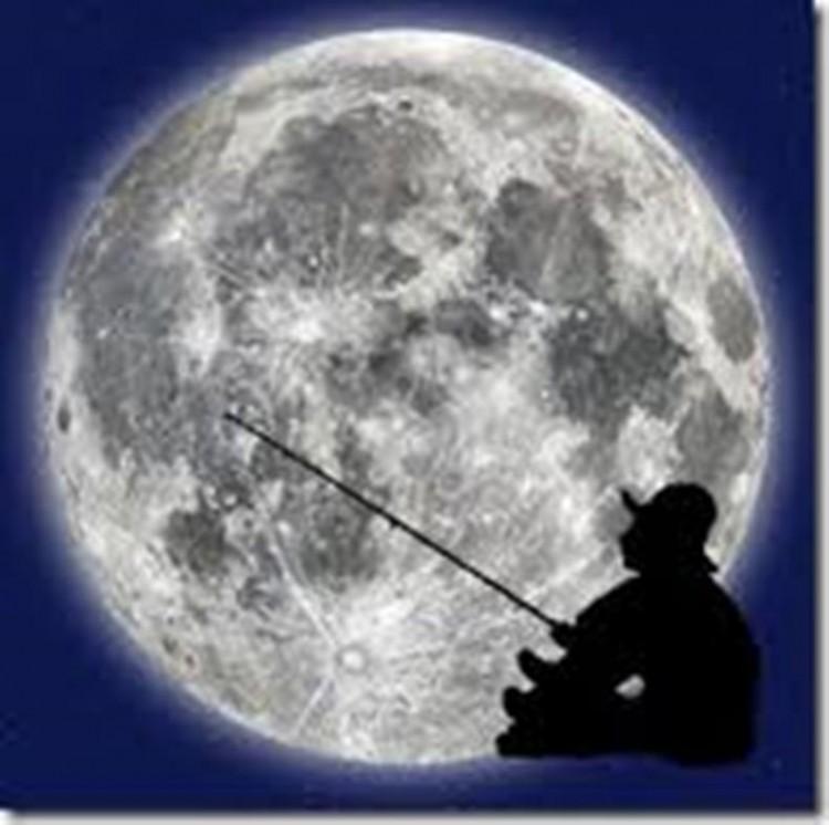 Calendário Lunar 2017: as fases da lua podem influenciar em sua pescaria