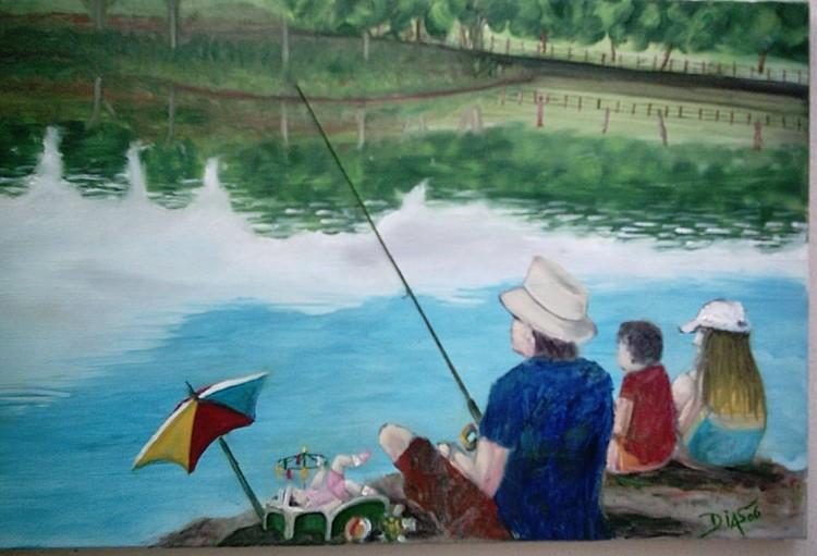 Pesca em família: Planejando uma pescaria com os filhos