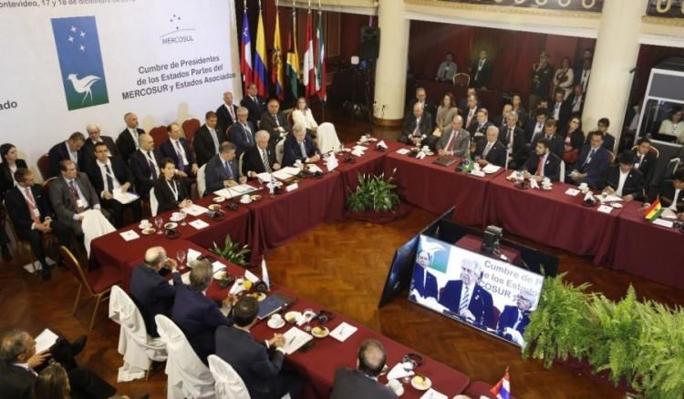 E feito acorda pra aceitação de diplomas entre países do Mercosul