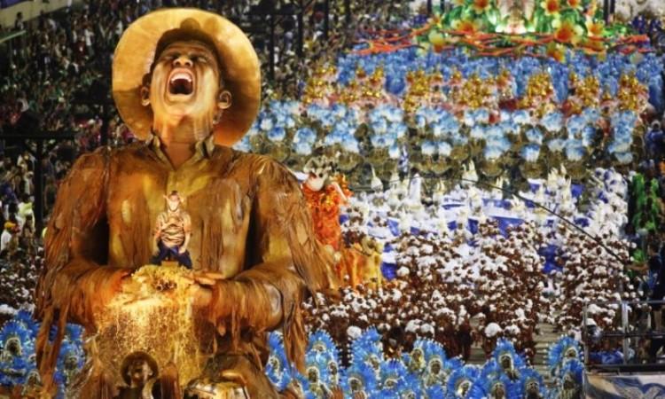Escola de Samba Portela, campeã do carnaval 2017, fala sobre a importância dos rios