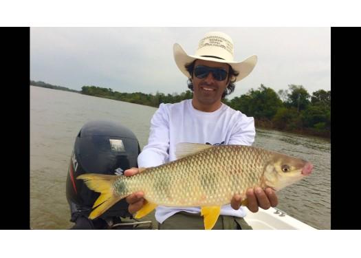 Promoção para pescaria na argentina, prorrogado o período da piracema aproveite para pescar ainda este ano