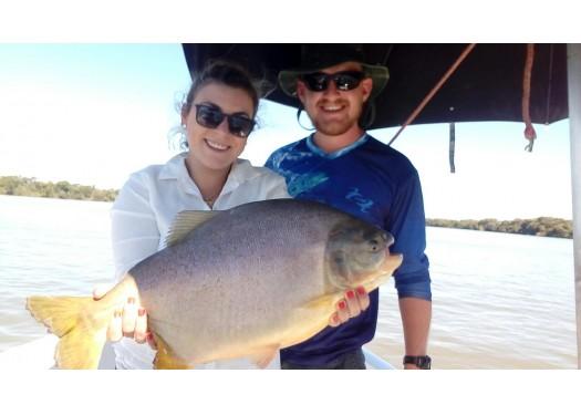 Pescaria na Argentina, pratique a pesca esportiva, pratique o pesque e solte - Promoção para Janeiro